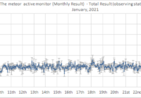The Activity Level in January 2021